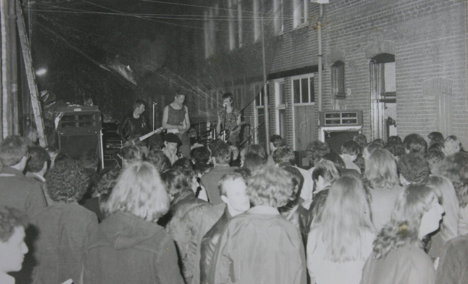 Formaline Ka (Tilburg line-up) gig in Tilburg