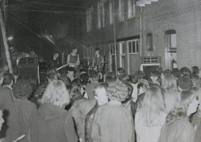 Formaline Ka straatfeest Tilburg 1979