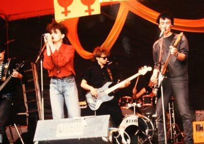 Wandas (gig in Amsterdam)